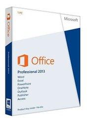microsoft Office 2013 Professional Box